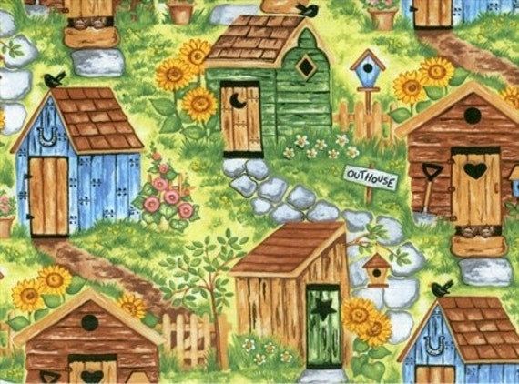 Popular items for home away from on Etsy   Outhouse Material