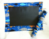 Travel Chalkboard Mat