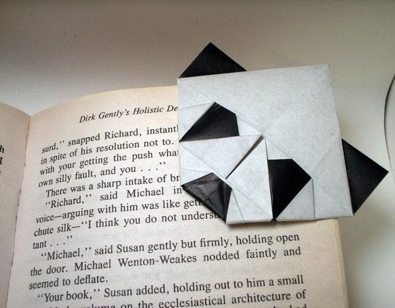 簡単 折り紙 : 折り紙パンダの折り方 : matome.naver.jp
