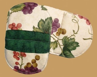 Grapes Pot Holders - set of 2
