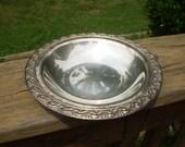 Vintage WM Rogers silver plated dish - Bogo sale