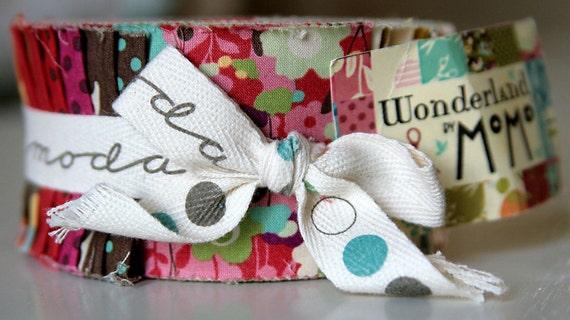 Momo Wonderland Jelly Roll Moda OOP HTF--Reserved For Marianne