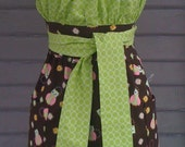 Pretty Ditty Full Apron SALE