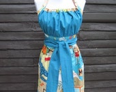 Pretty Ditty Full Apron - Reversible SALE