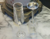 Little Plastic Wine Glass Shot Glasses