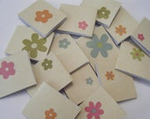 reserved for froggieb- DAISIES, YOU PICK, 5 Magnetic Bookmarks