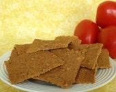 Tomato Herb Crackers