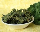 Kale Tahini Chips
