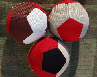 Cheers to You Fabric Balls- Set of 3