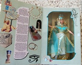 NRFB BARBIE Egyptian Queen from Great Eras