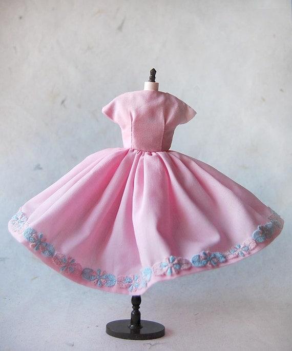 2011 OUT of SEASON Earth Angel 50s Blythe dress and headdress
