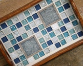 The Little Tray That Could (Tiled Mini-Serving Tray)