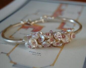 Resplendence Bracelet.  Made to Order.
