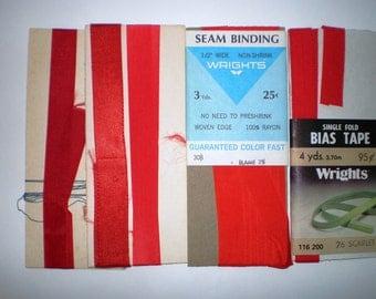Vintage Seam Binding