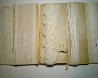 Vintage Rick Rack - Bias Tape - Hem Tape - Twill Tape - Seam Binding
