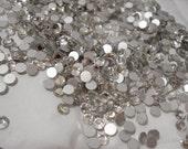 SAMPLE PACK 24 pieces Glass Rhinestones 16ss 4mm Flatback Foil Back