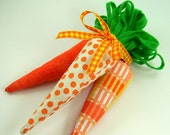 Fabric Carrots PDF Sewing Pattern