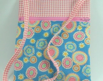 Hipster Messenger Bag PDF Sewing Pattern Tutorial ... NOW with 2 Versions