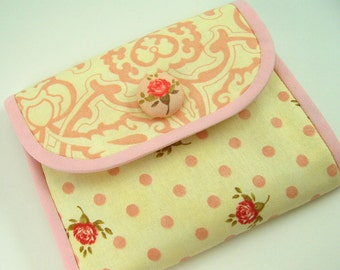 Ladies Bi Fold Wallet PDF Sewing Pattern