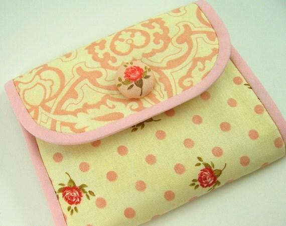 Ladies Bi Fold Wallet PDF Sewing Pattern