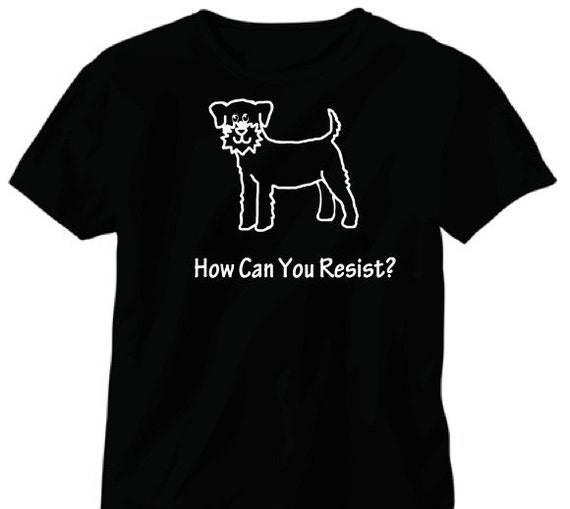 Parson Russell Jack Russell Terrier Dog How Can You Resist TShirt