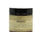 WHISKEY old-fashioned wet shave jelly - organic and vegan - 4 ounces