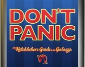 Hitchhiker's Guide Don't Panic Kindle Kling