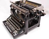 RESERVED FOR Brian Working Typewriter 1920s Underwood Number 5 Desktop Typewriter