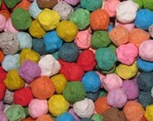 Seed Bomb  Rainbow Assortment  Wildflower Mix