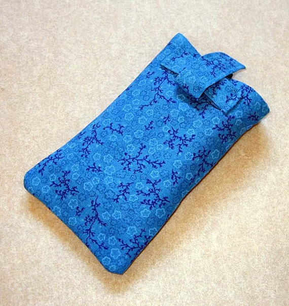 Fabric Cell Phone Pouch