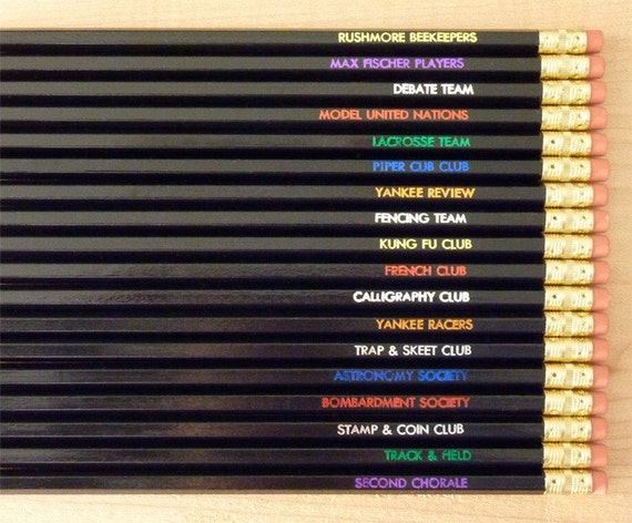 Rushmore Pencils (Set of 18) - Limited Edition