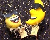Cool Moon Shelf Sitter Doll Pattern, Janet's Creations Pattern