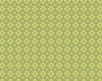 Riley Blake -- Just Dreamy -- Green on Green