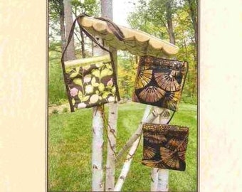 Snippety Snap Purse pattern by Stitchin Sisters, FREE  shipping in US