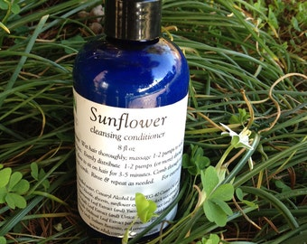 Sunflower Cleansing Conditioner 8 oz - WEN like with a cheaper price