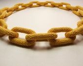 Chain Crochet Jewellery Pattern - Necklace Amigurumi - New and Improved