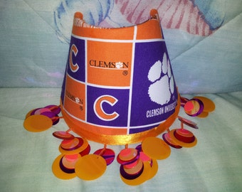 Clemson tiger night light