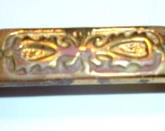 Fancy Detailed Designed  Brass Handle