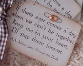 Wise Words by Winnie the Pooh Gift Tags Set of 6