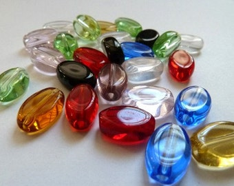 Mixed Glass beads