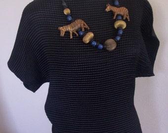 Vintage Tribal African Necklace