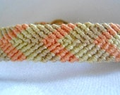 Chevron Woven Bracelet