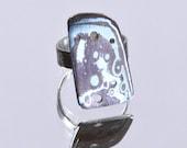 Mokume Gane Womans's ring