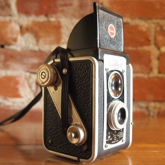 Kodak Duaflex II Camera- TLR Great for TtV