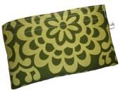 Reusable Snack Bag - Green Wallflower