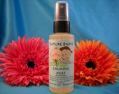 ON SALE    All Natural Aromatherapy Calming Mist  Keeps You and Baby calm and anxiety free organic baby products