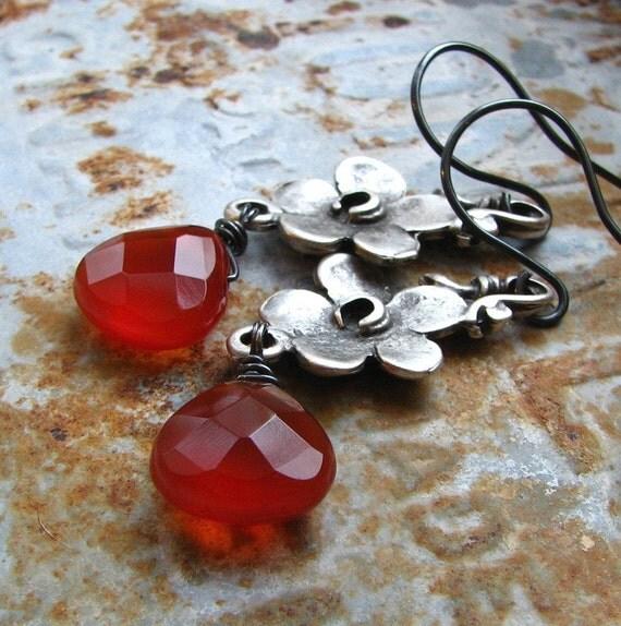 Fond  Memories - earrings
