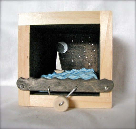 ghost ship sailboat automaton