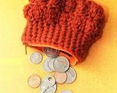 Bobble Change Purse Pattern (crochet)