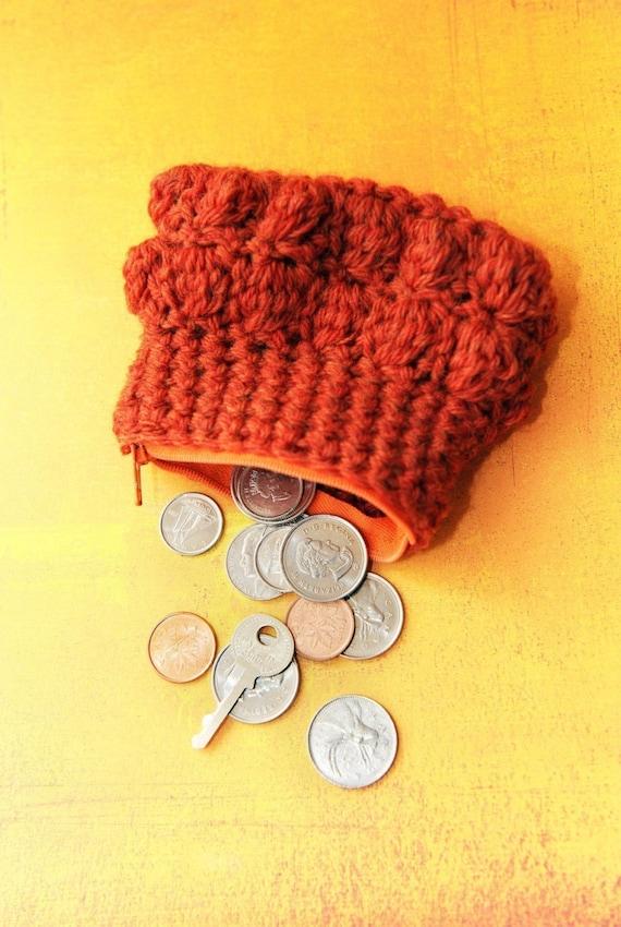 Crochet Change Purse Pattern : All Bags & Purses